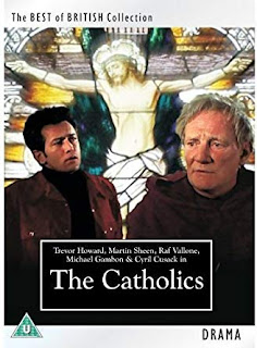 """CATHOLIQUES (alias LE CONFLIT), un film des plus cruciaux sur l'extermination de la Messe tridentine latine par le faux hérétique Vatican 2 """"Concile"""". (anglais/français) 51L9Np88bDL._SY445_"""