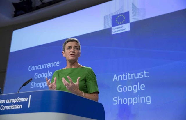Reduce Search Results, Google Threatened Fines US $ 2.72 billion