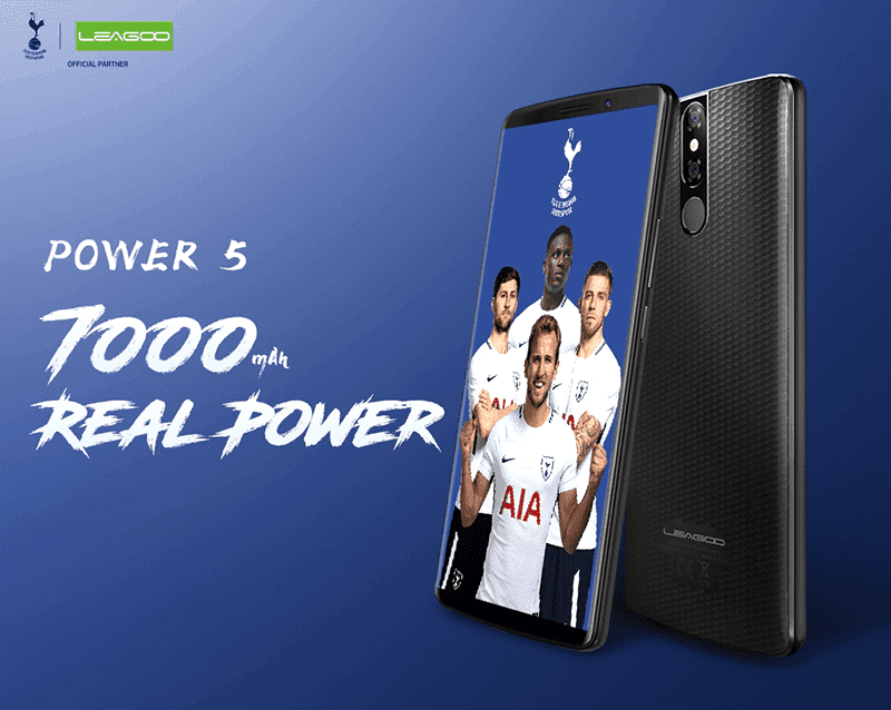 Leagoo to bring Power 5 with 7,000mAh battery in PH soon