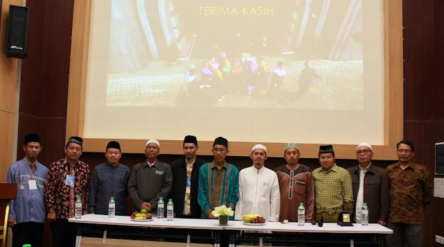 Sosialisasi Fakultas Dirasah Islamiyah UIN Syarif Hidayatullah Jakarta di Ponpes Dalwa