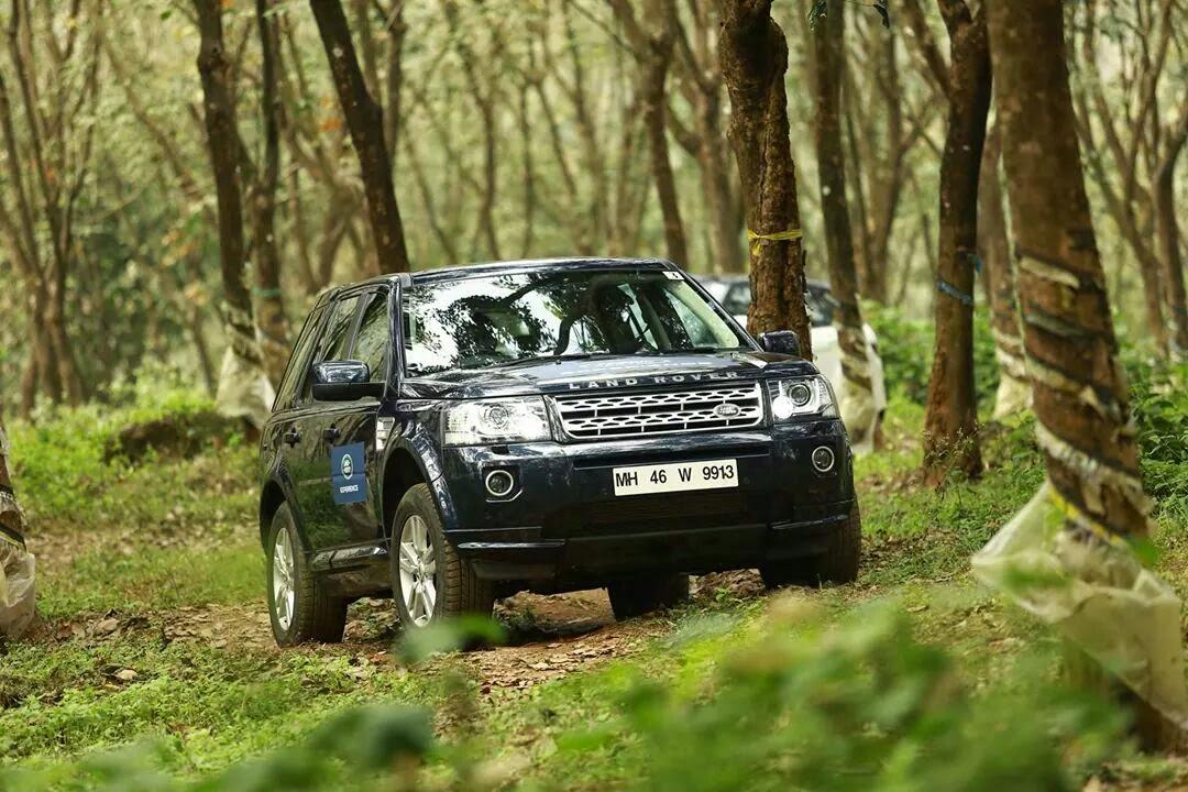 Godyears Kerala #LandRoverExperience Roshan Radhakrishnan