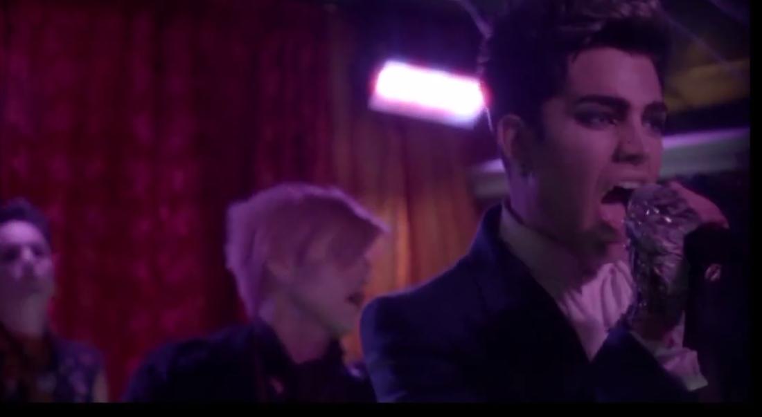 Lilybop 2012: Adam Lambert Pretty Little Liars Oct 23: HD ...