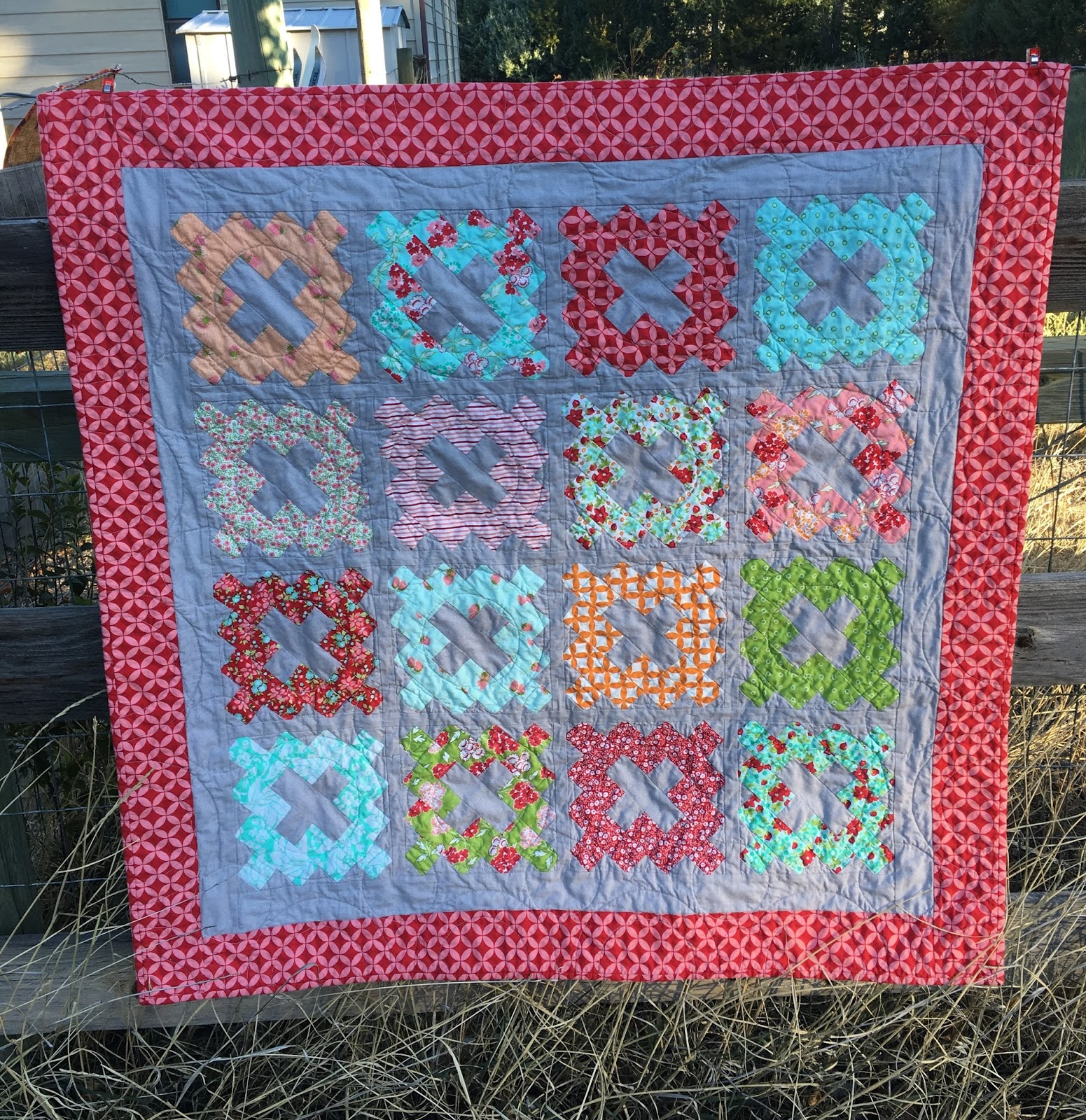 Tanya Quilts In Co Older Finishes