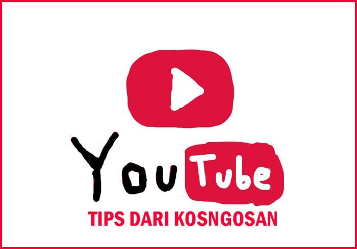 cara youtuber