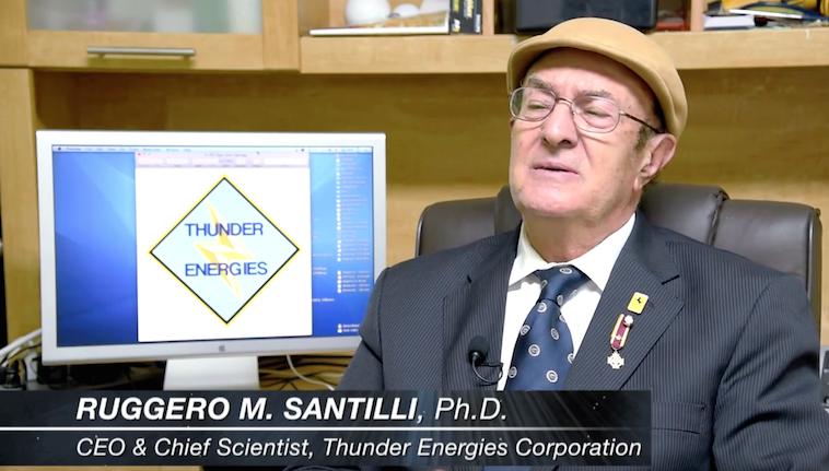 Risultati immagini per alien entity, Dr. Santilli, Thunder Energies Corporation