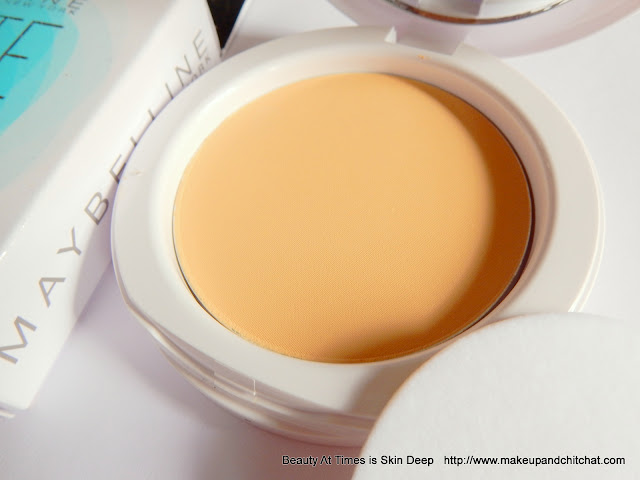 Maybelline White Superfresh Compact Powder Shell