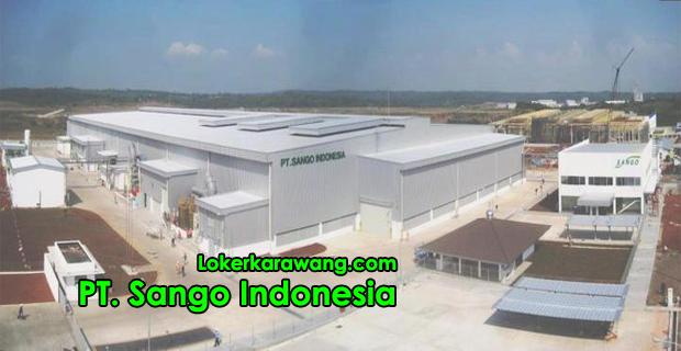 Lowongan Kerja PT. Sango Indonesia Karawang