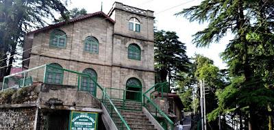 St. Kellog's Church, Landour, Dehradun