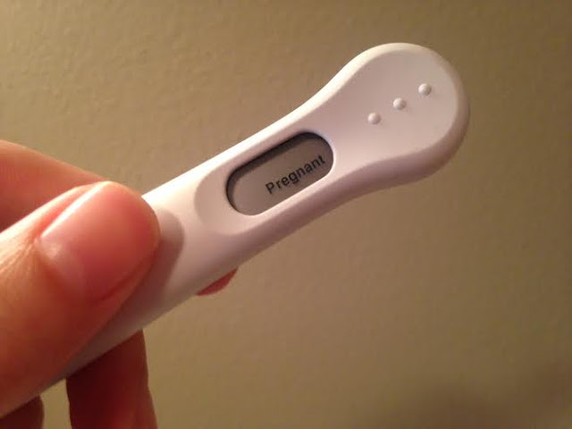 Positive Pregnancy Test