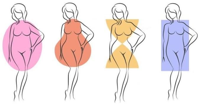 Ποιες τροφές πρέπει να τρως ανάλογα με τον σωματότυπο σου, χάνοντας γρήγορα τα περιττά κιλά