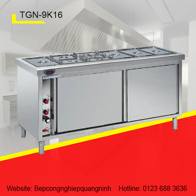 Thiết bị giữ nóng 9 ô TGN-9K16