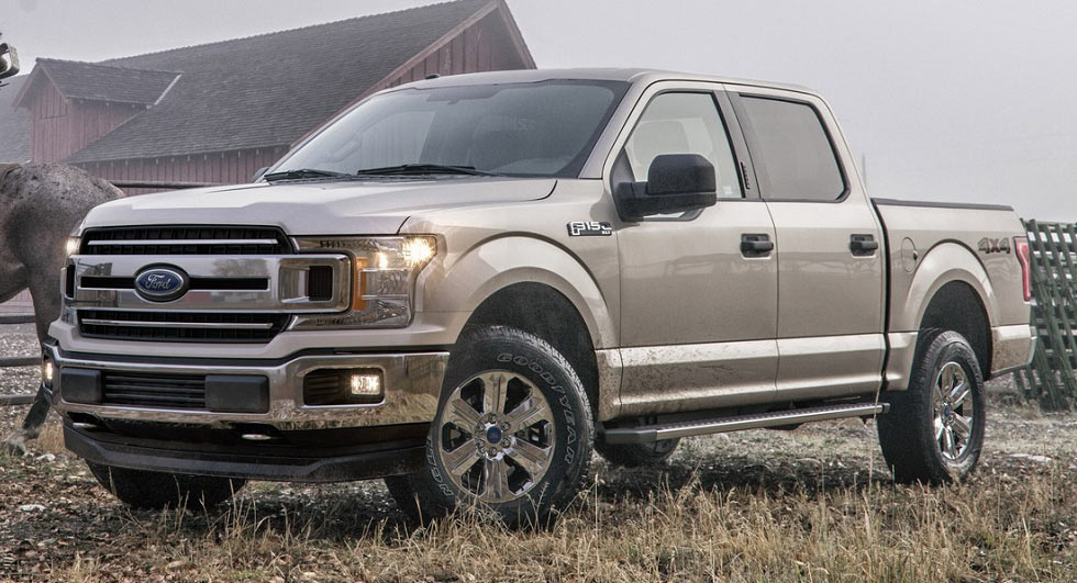 Ford F-150 boasts best-in-class towing rating, improved fuel economy