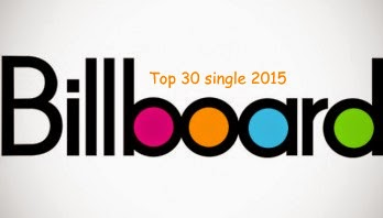 30 lagu single enak Billboard chart Mei 2015