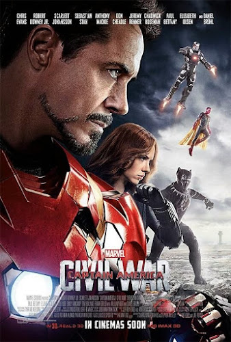 Captain America: Civil War (BRRip 1080p Dual Latino / Ingles) (2016)