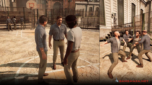 A Way Out Gameplay Screenshot 2