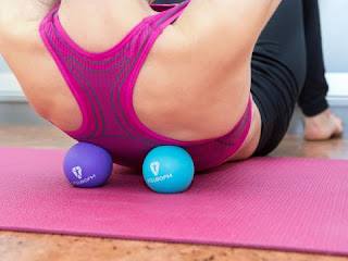 Lacrosse Balls for Thoracic Mobility