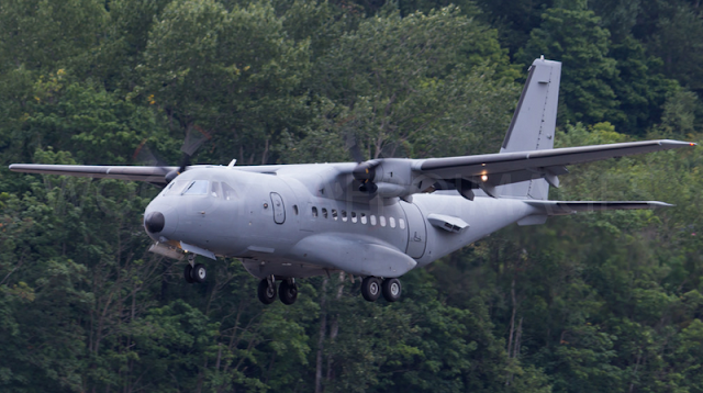 Colombia - CASA C-295 y C235 (Aviónes de transporte táctico medio España) - Página 3 2017-08-11_2-26-42
