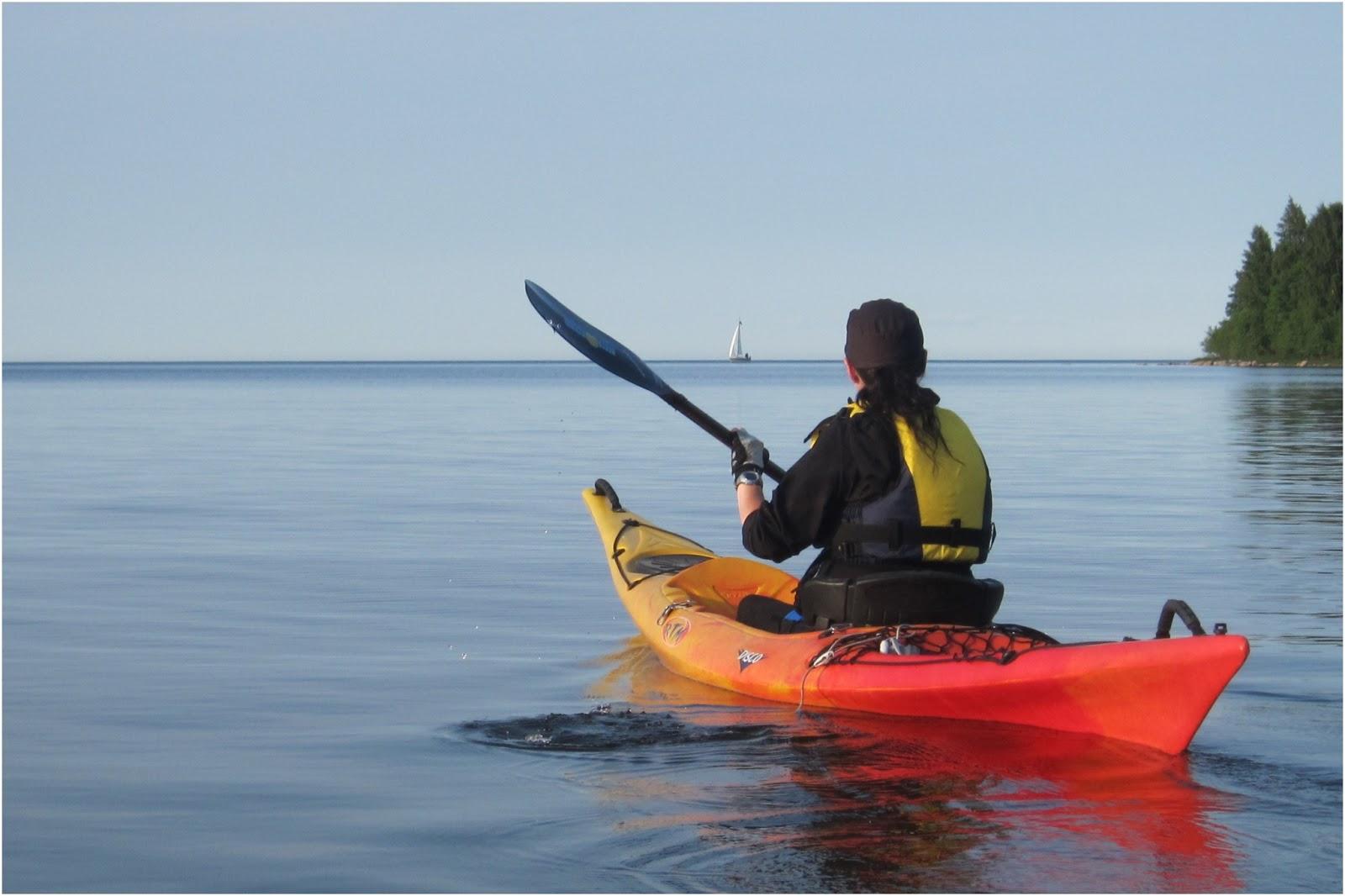 padling og trening