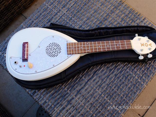 Vox Ukelectric 33 concert ukulele