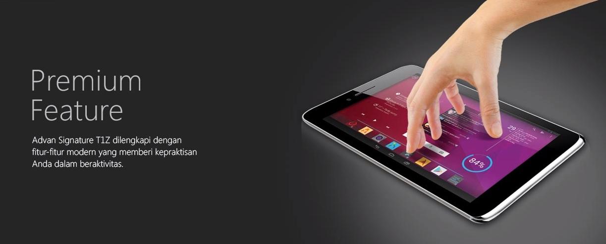 Harga Advan Signature T1Z RAM 2GB Android V442 Kitkat
