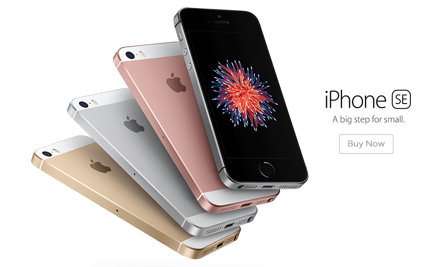 Globe offers for iPhone SE starts at Plan 599 and free on