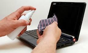 cara Membersihkan Layar Laptop & Keyboard biar Tetap bersih