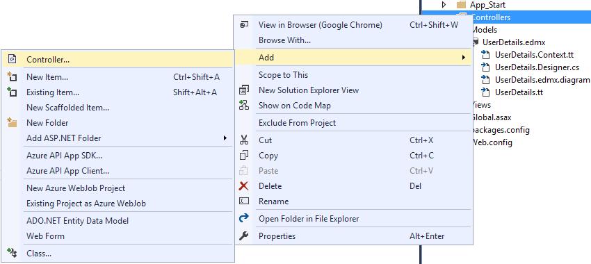 Asp Net MVC CRUD (Insert, Update, Delete) Operations using