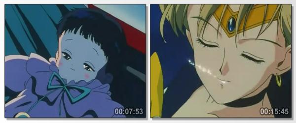 Sailor Moon Temporada 3 Capitulo 37 - El comienzo de una