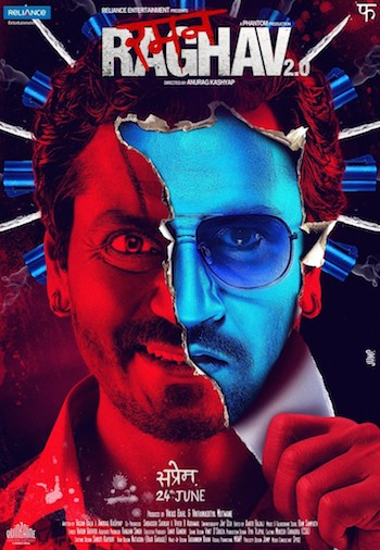 Raman Raghav 2.0 2016 Hindi Bluray Download
