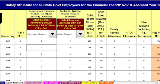download automatic arrears relief calculator with form 10e from f y