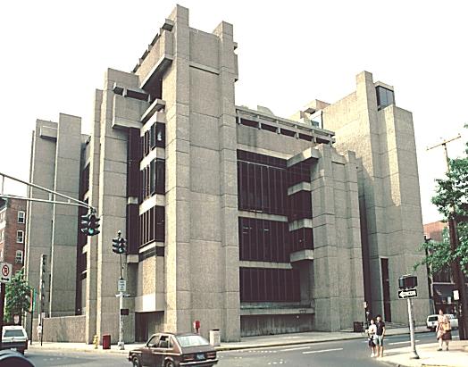 Edificio de la facultad de arte y arquitectura de yale for Facultad de arquitectura uni