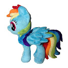 MLP Rainbow Dash Plush by 4th Dimension