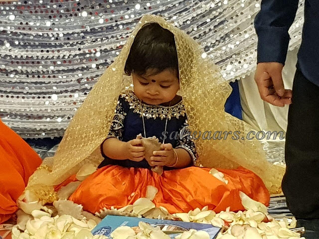 Cute Doll in our Lehenga