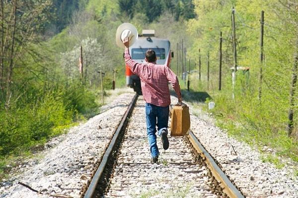 ketinggalan kereta