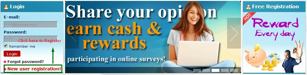 How to Join IpanelOnline and Earn from Answering Surveys