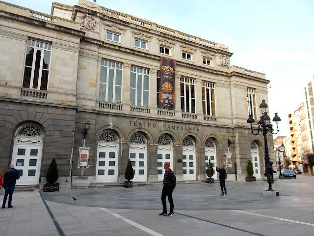 Teatro Campoamor, Oviedo, La Vetusta, España, Elisa N, Blog de Viajes, Lifestyle, Travel