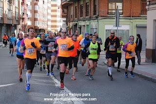 Media Maraton de Leon 2018