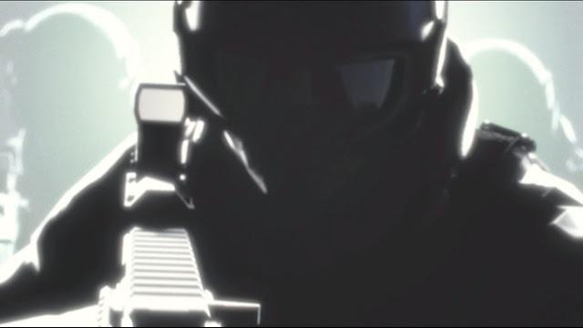 バイオハザード リベレーションズ2  謎の集団が襲撃