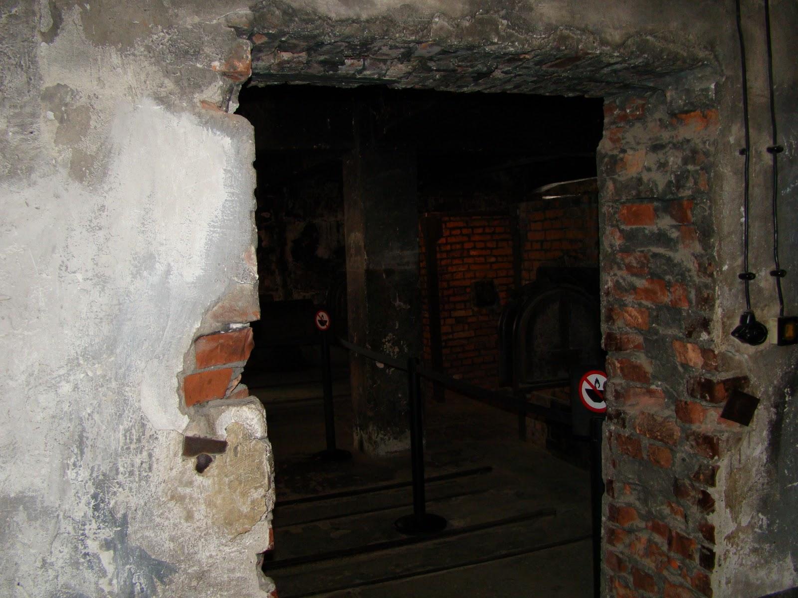 Auschwitz 2012 Auschwitz 1 Quot The Gas Chamber Quot