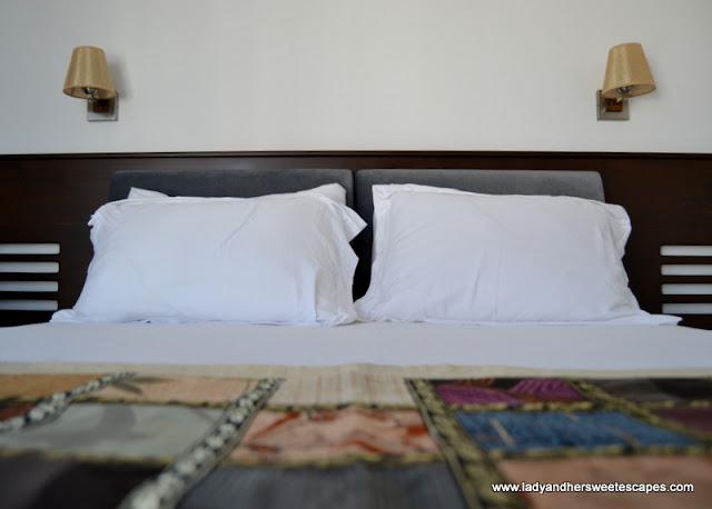 Ayasoluk Hotel comfy bed