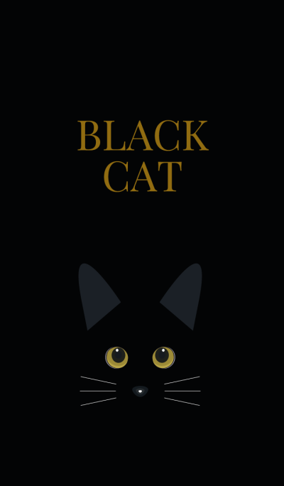 BLACK CAT(simple)