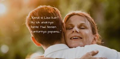 8 Kata-kata Dari Orang Tua Bahwa Anda Bakal Dijodohkan