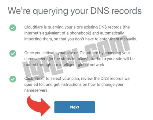 Mendaftarkan Domain di Cloudflare
