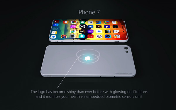 "The designer showed a concept of ""the most exciting iPhone's history"""