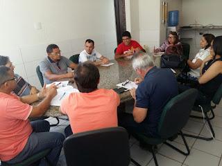 Discussão que fortalece a união entre sindicatos