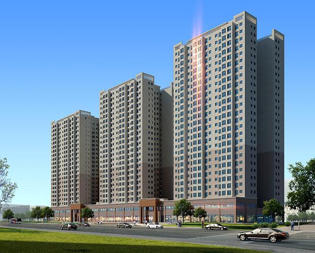 Lô H - CT2 chung cư THE K PARK Văn Phú