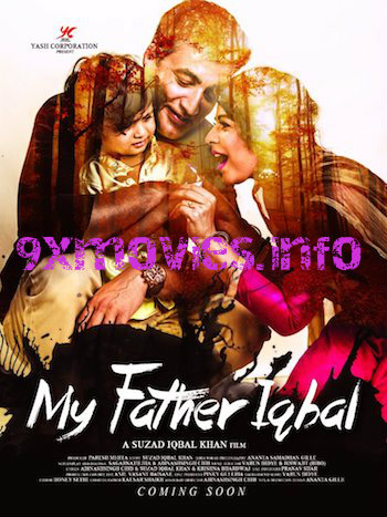 My Father Iqbal 2016 Hindi 480p WEBRip 300mb