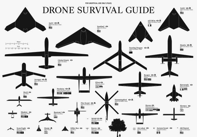 drone survival guide