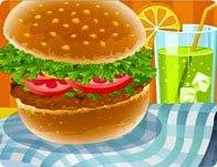 لعبة طبخ ماكدونالدز