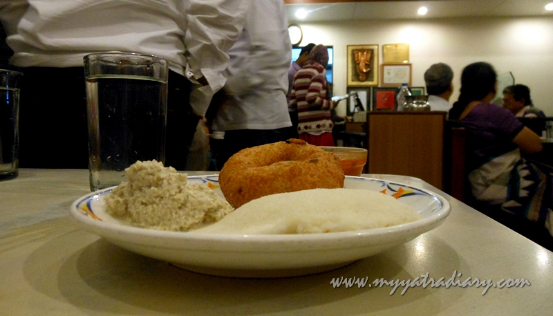 South Indian Yummy food at Vaishali in Pune